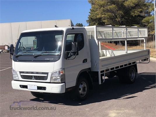 2009 Mitsubishi Fuso CANTER 615 - Trucks for Sale