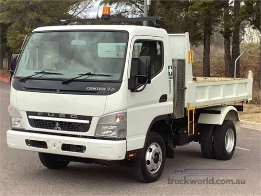 2010 Mitsubishi Fuso CANTER 3.0 - Trucks for Sale