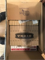 2 Boxes of Plastic Serving-Ware