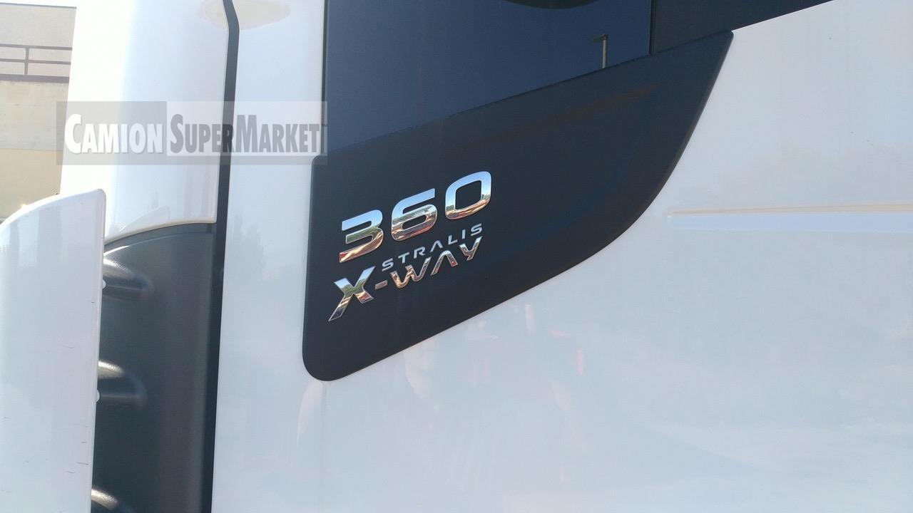 Iveco STRALIS 360 new 2019