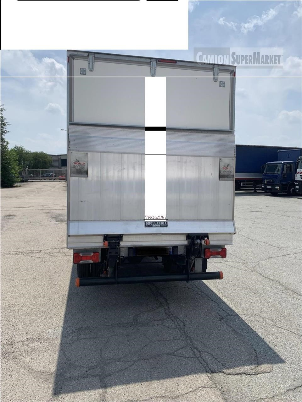 Iveco DAILY 35-150 used 2017