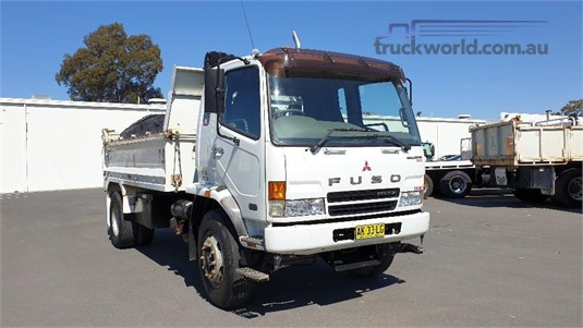 2006 Mitsubishi Fuso FIGHTER FM65 Blacklocks Truck Centre - Trucks for Sale