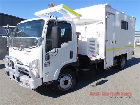 2008 Isuzu NQR 450 Premium South City Truck Sales - Trucks for Sale