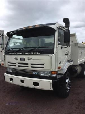 1993 Nissan Diesel UD CWB450 Hume Highway Truck Sales  - Trucks for Sale
