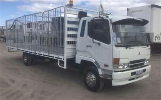 2006 Mitsubishi Fighter FK600 - Trucks for Sale