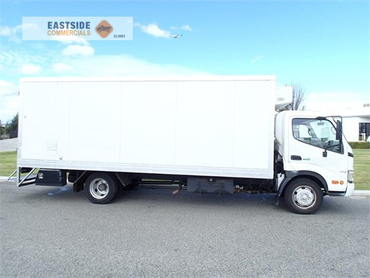 2007 Hino 300 Series Eastside Commercials  - Trucks for Sale