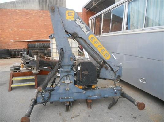 2000 Effer 95 - Cranes & Tailgates for Sale