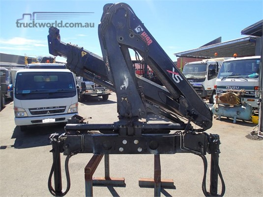 2008 Hiab 099B-3 Duo - Cranes & Tailgates for Sale