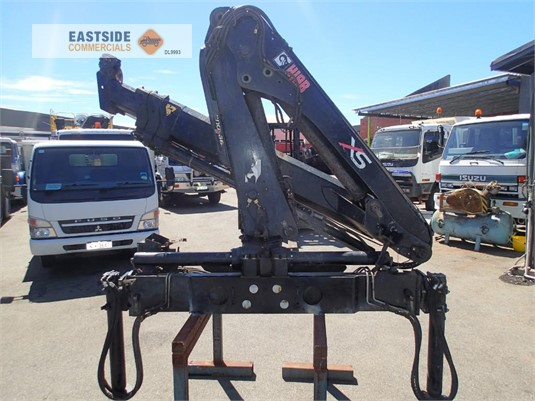 2008 Hiab 099B-3 Duo Eastside Commercials - Cranes & Tailgates for Sale