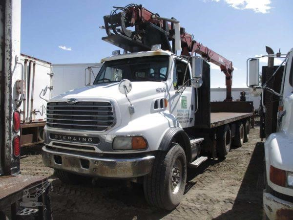 Ontario Truck Parts >> Mounted Boom Truck Cranes For Sale From 9 Truck Auto