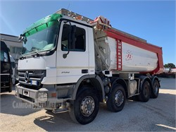 MERCEDES-BENZ ACTROS 4144  used