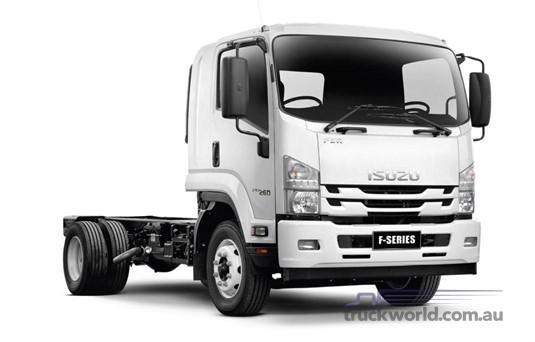 Isuzu FSR140-260 Dual Control