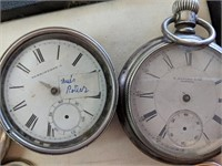 7 - Pocket Watches Requires Repairs
