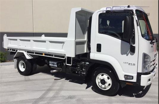Isuzu FRR107-210 Tipper