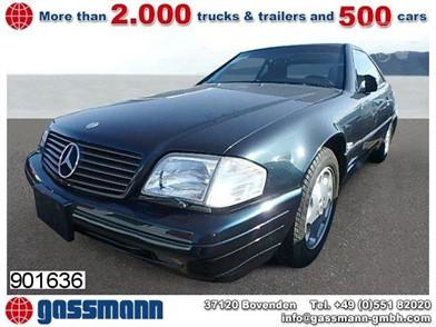 Mercedes Benz Sl500 Zum Verkauf 16 Auflistungen
