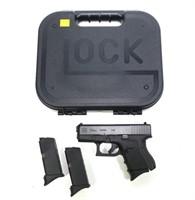 "Glock Model 26 Gen 4 9mm Semi-Auto, 3.46"" Barrel"
