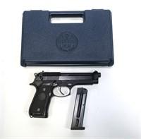 """Beretta Model 92FS 9mm semi-auto, 4.9"""" barrel"""