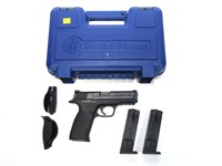 Smith & Wesson Model M&P 9mm semi-auto,