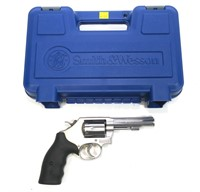 Smith & Wesson Model 64-8 Stainless .38 Spl. +P