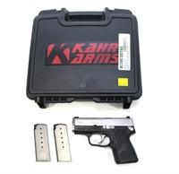"Kahr Model PM9 Polymer 9mm Para, 3"" barrel,"