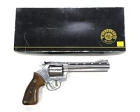 Taurus Model 689 Stainless .357 Mag D.A. Revolver,