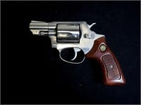 Taurus Model 85 stainless .38 SPL double action