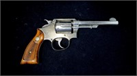 Smith & Wesson Hand Ejector M & P .32-20 D.A.