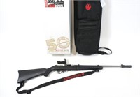 Ruger 10/22 Takedown Stainless .22LR Semi-Auto,