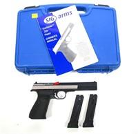 """SIG Arms Trailside .22 LR. Pistol, 6"""" barrel"""
