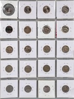 Coin Assorted United States Coins & Currency