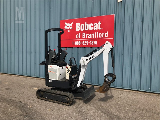 Bobcat Of Brantford >> 2015 Bobcat 418aa For Sale In Brantford Ontario Canada