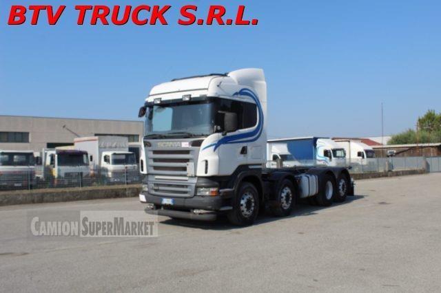 Scania R380 Uzywany 2006