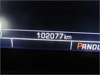 2017 CHEVROLET SILVERADO 1500 LT CREW CAB 4X4