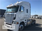 2018 Freightliner Argosy Cab Chassis