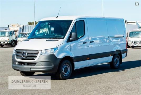 Mercedes Benz Sprinter Daimler Trucks Perth - Light Commercial for Sale