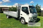 2018 Fuso Canter 515 Wide Table / Tray Top
