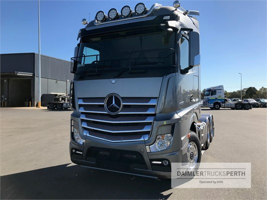 2019 Mercedes Benz Actros 2663 Daimler Trucks Perth - Trucks for Sale