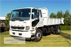 2019 Fuso Fighter 1627 FM65FH2RFAM Tipper