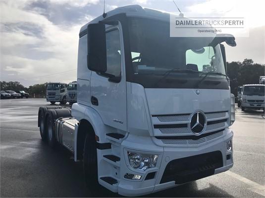 2019 Mercedes Benz Actros 2646LS Pure Daimler Trucks Perth - Trucks for Sale