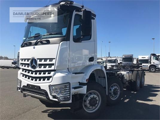 2018 Mercedes Benz 4446 Daimler Trucks Perth - Trucks for Sale