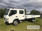 2019 Fuso Canter 815 Wide Table / Tray Top