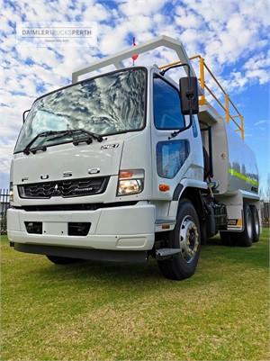 2019 Fuso Fighter 2427 Daimler Trucks Perth - Trucks for Sale
