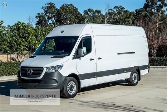2019 Mercedes Benz other Daimler Trucks Perth - Light Commercial for Sale