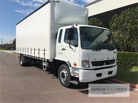 2019 Fuso Fighter 1627 Daimler Trucks Perth - Trucks for Sale