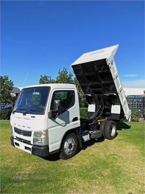 2019 Fuso Canter 615 FEA61BR3SFAC - Trucks for Sale