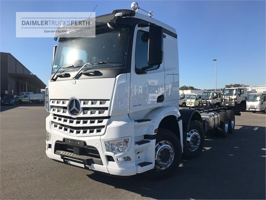 2019 Mercedes Benz Actros 3353 Daimler Trucks Perth - Trucks for Sale