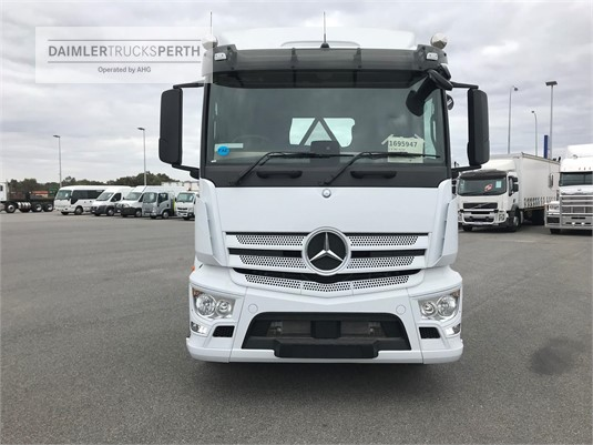 2019 Mercedes Benz Actros 1840 Daimler Trucks Perth - Trucks for Sale