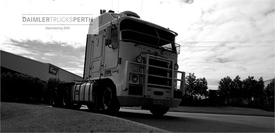 2005 Kenworth K104 Daimler Trucks Perth - Trucks for Sale