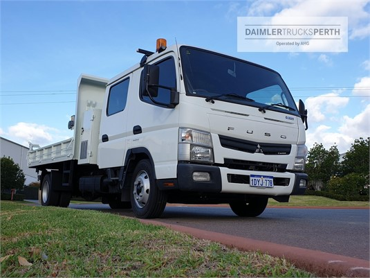 2012 Fuso Canter 815 Wide MWB Daimler Trucks Perth - Trucks for Sale
