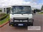 2013 Fuso Canter 815 Wide Crew Cab Table / Tray Top